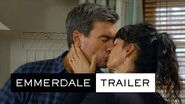 Emmerdale Returns to 6 Episodes a Week Trailer (From Monday 14th September)