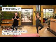 Yoga at Emmerdale with Roxy Shahidi - Episode 1