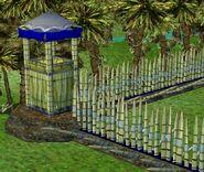 Wall - Bamboo