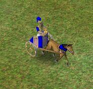 Chariot archer