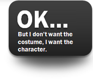 No Choose Character Costume 3