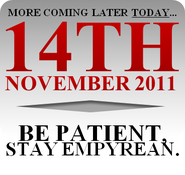 14th November Be Patient