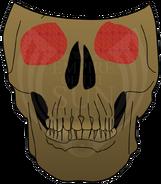 SkullHorns Skull