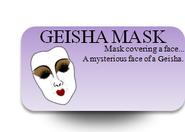 Empyrean Geisha Costume Detail 1