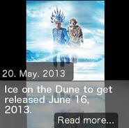 Icedunenews