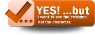 Yes But Choose Character