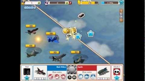 Empires & Allies - Survival mode (Modo supervivencia) - Wave (Oleada) 1-15