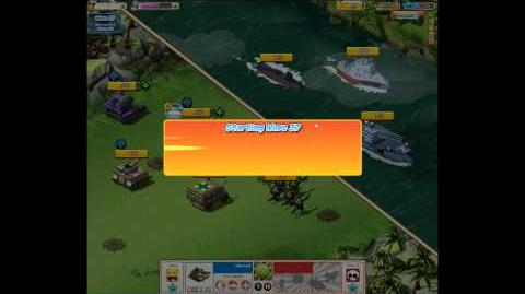 Empires and Allies Survival Mode 1-60 Tier 6 Units HD