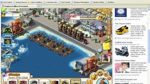 Empires & Allies Ceat Unit Kraken, Chimera With Charles 13 02 2012