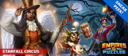 Starfall Circus - Official SGG Art