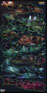 Underwild map