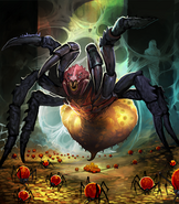 97 - spider queen