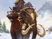 Wallposts mamut 300x375