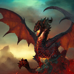 Return of the Fire Dragon