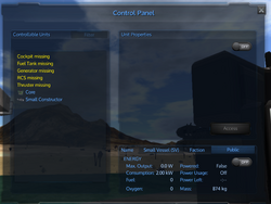 Control Panel GUI SV missing.png