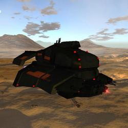 Alien Troop Transport