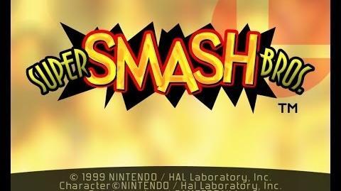 Let's Play Super Smash Bros