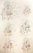 Little-witch-academia-sucy smell shroom