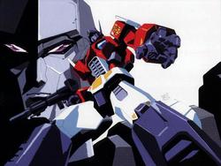 Convoy and Megatron by Masami Obari.png