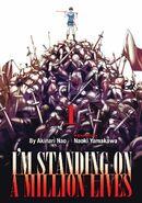 I'm standing on 1,000,000 lives.-vol1-kodansha