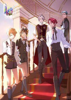 DreamUnit Anime poster.jpg