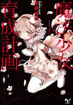Mahou Shoujo Ikusei Keikaku Light Novel.jpg