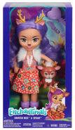 Doll stockphotography - Huggable Cuties Danessa box stockphoto