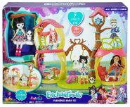 Doll stockphotography - Playhouse Panda Set box stockphoto