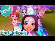 🛍 DIY GLITTER FASHION CONTRAPTION! 💖 - Welcome to Sunny Savanna! Episode 4 - @Enchantimals