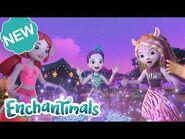 Enchantimals Sunny Savanna Episode 8 🌈 THE RAINBOW NECKLACE 💎 - @Enchantimals