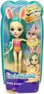 Doll stockphotography - Swimwear Fluffy box stockphoto