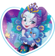 Profile art - Patter Flap heart