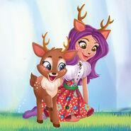 Profile art - Danessa Deer