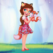Profile art - Felicity Fox