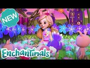 💗✨ SPARKLE PARTY PLANNING FUN! - Welcome to Sunny Savanna! Episode 7 - @Enchantimals 🌸✨