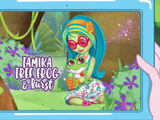 Tamika Tree Frog