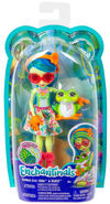 Doll stockphotography - Tamika box stockphoto
