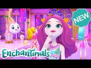 Enchantimals Meet the Royals - Decorating for the Royal Enchantment PARTY! 👑 - Ep 16 & 17