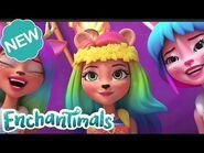 🌈 DIY RAINBOW HAIR FLAIR! 🎀 - Welcome to Sunny Savanna! Episode 5 - @Enchantimals