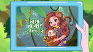 Merit Monkey Junglewood