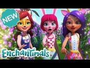 🌸 MAGIC SPARKLE GARDEN! 🌷- Sunny Savanna Sparkle Spectacular Episode 3 - @Enchantimals