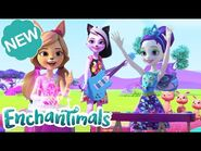 🍭 SING AND SPARKLE TO THE BEAT! ✨ - Welcome to Sunny Savanna! Episode 6 - @Enchantimals
