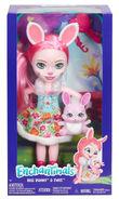 Doll stockphotography - Huggable Cuties Bree box stockphoto