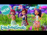 🎉 💖🎶We're Better Together In SUNNY SAVANNA! - Official Music Video! - Enchantimals