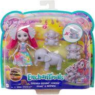 Esmeralda Elephant - Sunny Savanna Doll