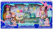Doll stockphotography - Enchanted Birthday box stockphoto
