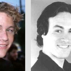 Misteriosas coincidencias entre Heath Ledger y Brandon Lee