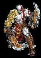 Renders god of war by elnenecool-d48su92
