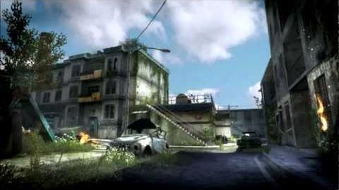Creepypasta - Modern Warfare 3.