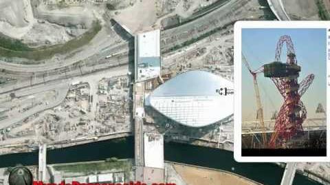 Símbolos ocultos en las Olimpiadas de Londres 2012